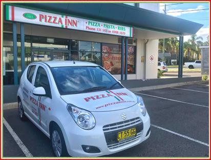Pizza Inn Edgeworth